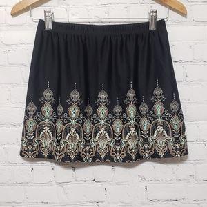 🔥HP🔥Athleta Powermesh CYA Skirt XS Indian Swirl